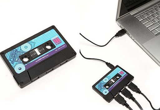 Mix Tape USB Hub