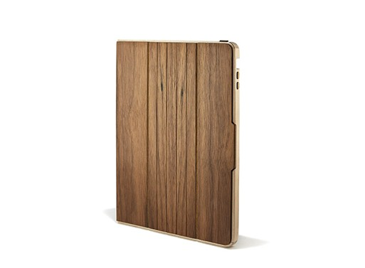 Grovemade's Walnut iPad Case