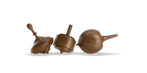 The Walnut Top Set by Herman Miller