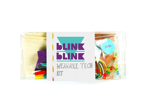 blink blink Wearable Tech Kits