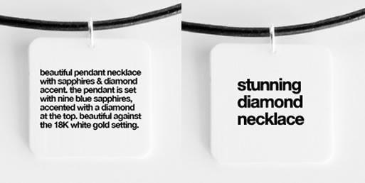 Wishlist Necklaces