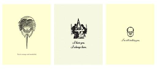 Zeichen Press Cards