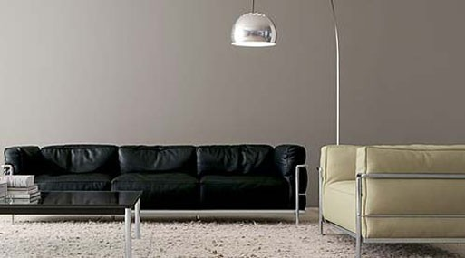 Lc3 Grand Modele Sofa Chair Furnishings Better Living Through Design