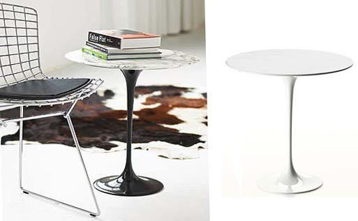 Saarinen Side Tables